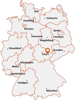 Wo liegt Geisenhain