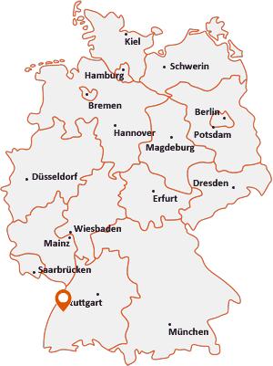 Wo liegt Gengenbach