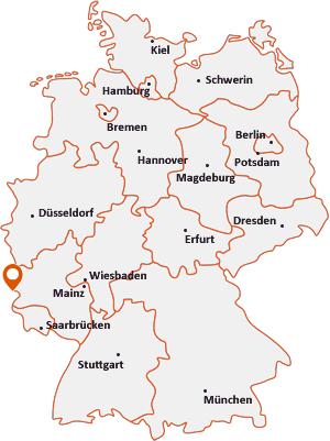 Wo liegt Gentingen