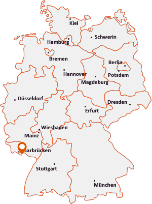 Wo liegt Gersheim