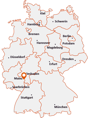 Wo liegt Gimbsheim