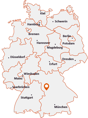 Wo liegt Gnotzheim