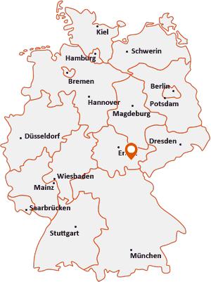 Wo liegt Gössitz