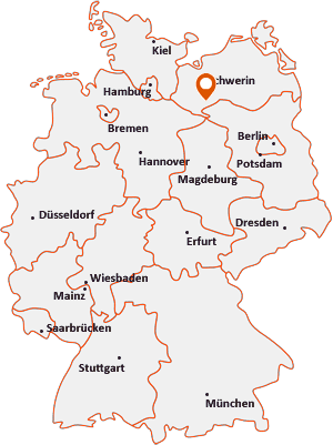 Wo liegt Grabow (Elde)