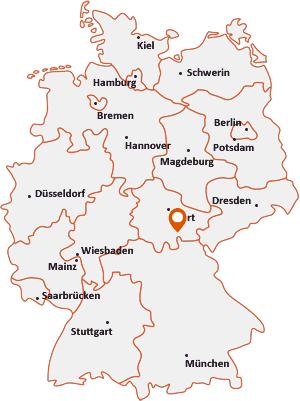 Wo liegt Gräfenthal