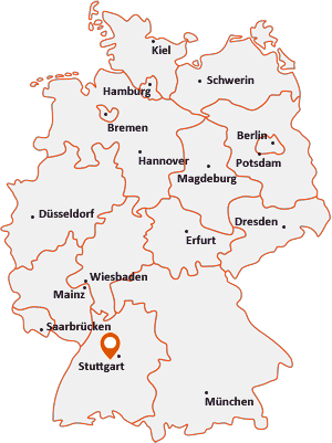 Wo liegt Grafenau (Württemberg)