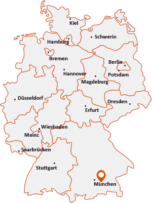 Wo liegt Grafing bei München