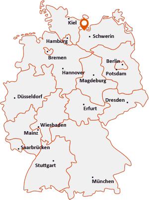 Wo liegt Grieben (Mecklenburg)