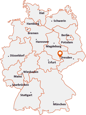 Wo liegt Groitzsch