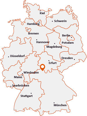 Wo liegt Großbardorf