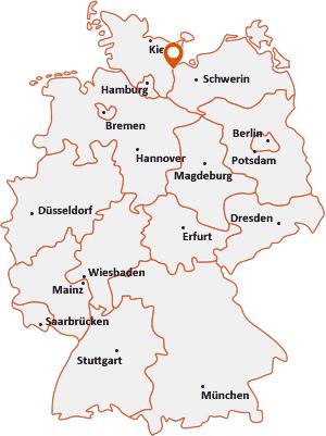 Wo liegt Groß Grönau