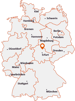Wo liegt Günstedt