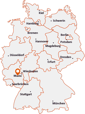 Wo liegt Gutenberg