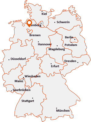 Wo liegt Hambergen