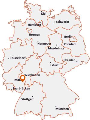 Wo liegt Hangen-Weisheim