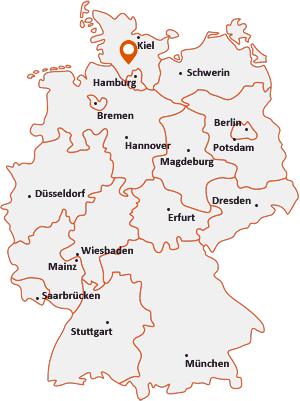 Wo liegt Heede (Holstein)