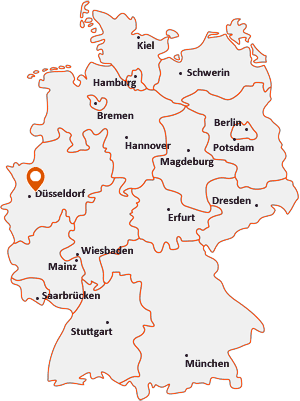 Wo liegt Heiligenhaus