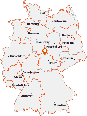 Wo liegt Helbedündorf