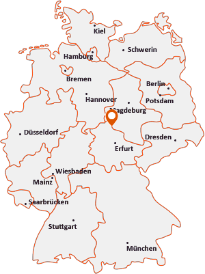 Wo liegt Heringen/Helme