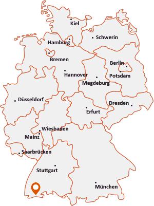 Wo liegt Herrischried