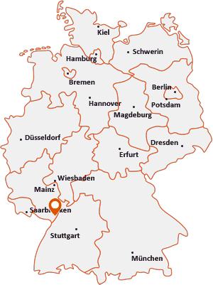 Wo liegt Herxheimweyher
