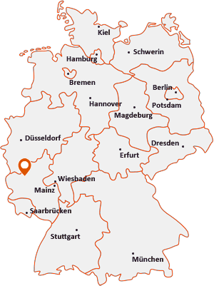 Wo liegt Hörschhausen