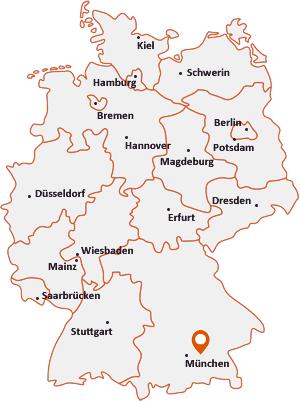 Wo liegt Hohenlinden
