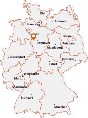 Wo liegt Hohnhorst
