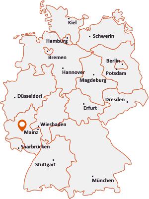 Wo liegt Horbruch