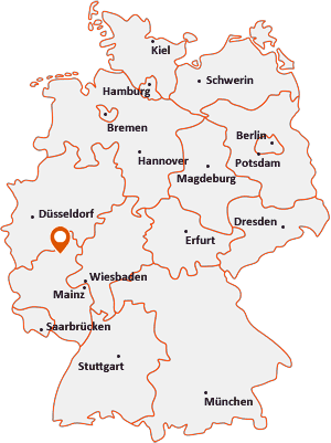 Wo liegt Horhausen (Westerwald)