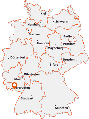 Wo liegt Hornbach