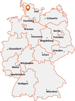 Wo liegt Immenstedt bei Albersdorf