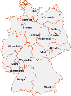 Wo liegt Immenstedt (Nordfriesland)