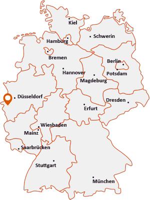 Wo liegt Jülich