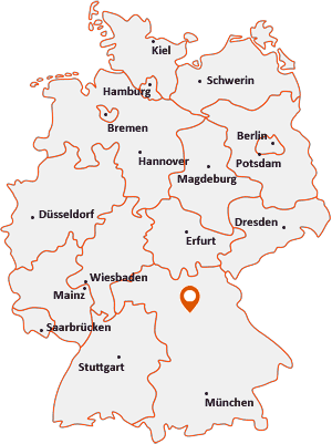 Wo liegt Kalchreuth