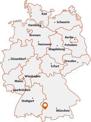 Wo liegt Kammlach