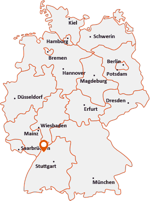 Wo liegt Karlsdorf-Neuthard