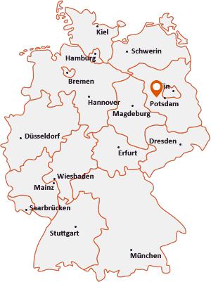 Wo liegt Kloster Lehnin