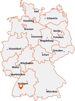 Wo liegt Königsfeld im Schwarzwald