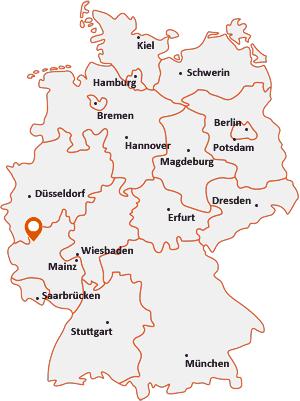 Wo liegt Kottenborn