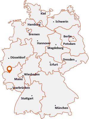 Wo liegt Kradenbach