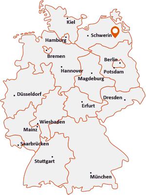 Wo liegt Kuckssee