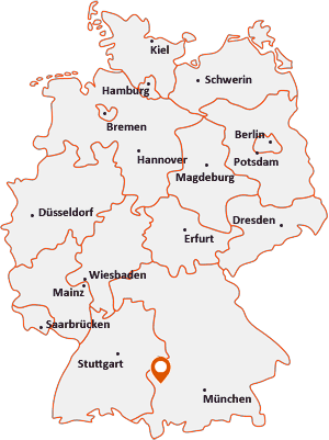 Wo liegt Krumbach (Schwaben)