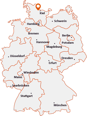 Wo liegt Krummwisch