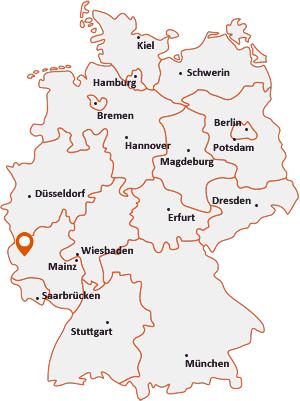 Wo liegt Kyllburgweiler