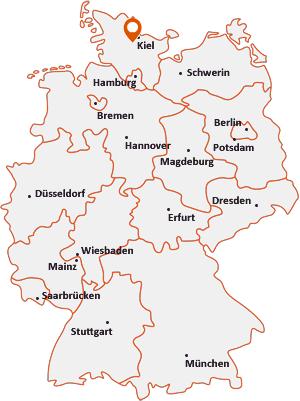 Wo liegt Langwedel (Holstein)