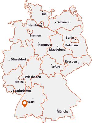 Wo liegt Lauterbach (Schwarzwald)