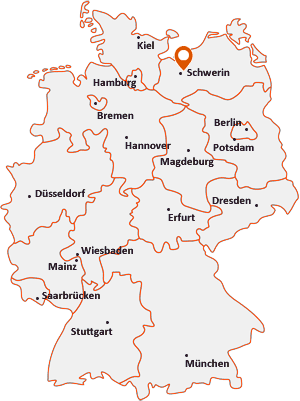 Wo liegt Leezen (Mecklenburg)