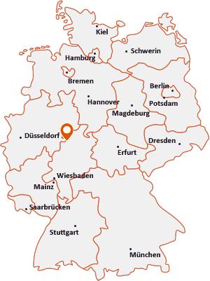Wo liegt Lichtenfels (Hessen)