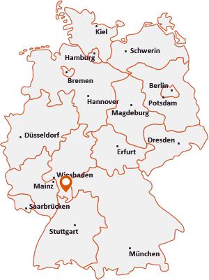 Wo liegt Lindenfels